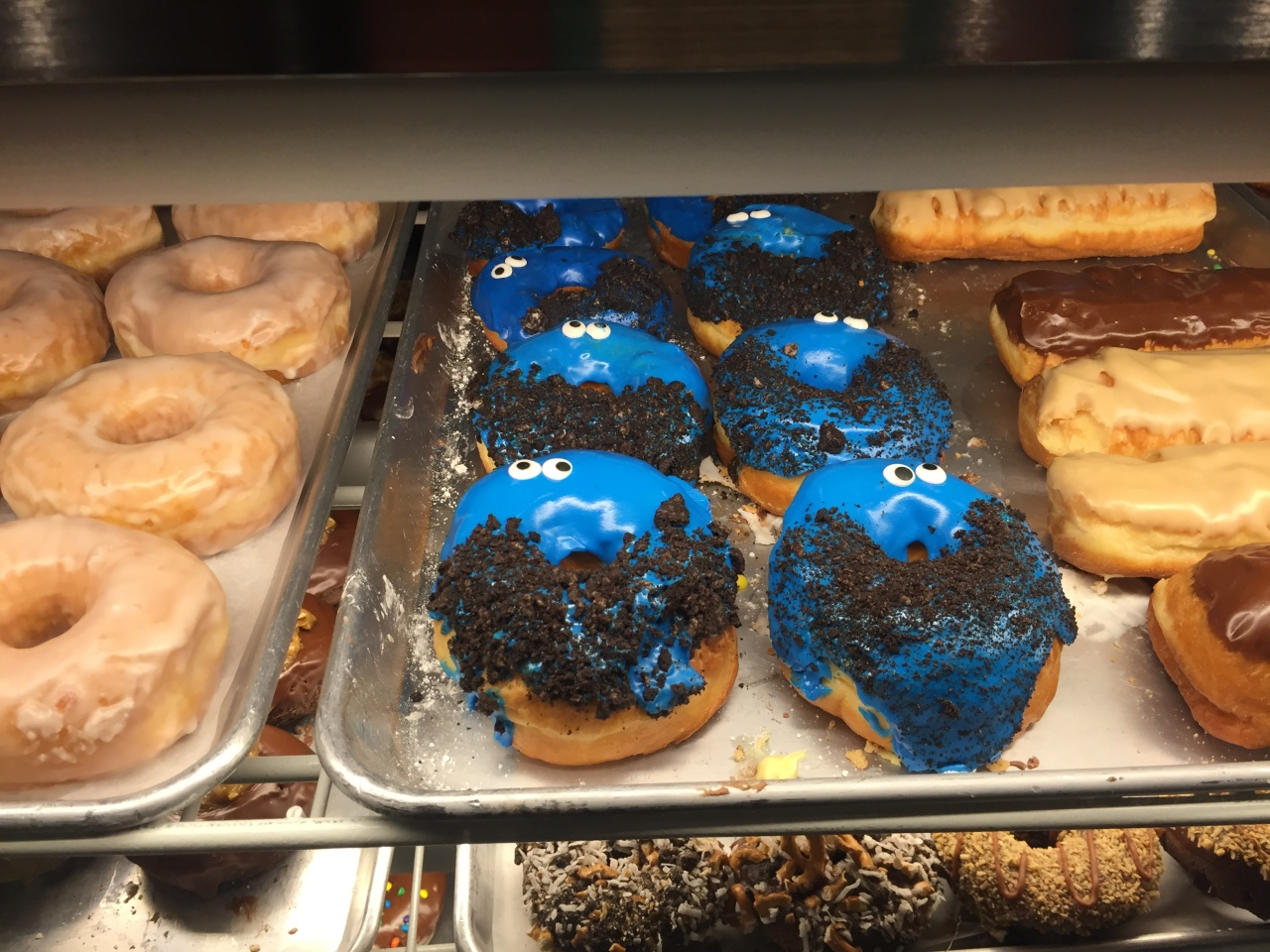If you're gonna hurt, it might as well be with a Hurts Donut…